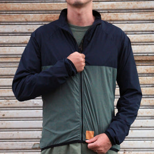 Block Breaker Jacket 2.0 (NAVY/SAGE)