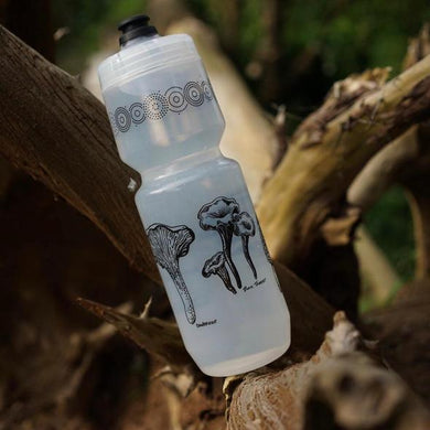 Wild Mushrooms Bottle