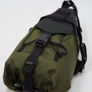 JUMPER SADDLEBAG (OLIVE)