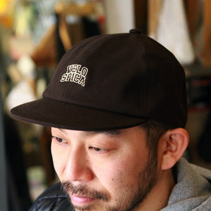 Flip Up B Cap THERMOLITE®︎(BROWN)