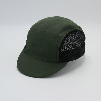 Pig Snout Camp Caps SUPPLEX®︎(KHAKI)