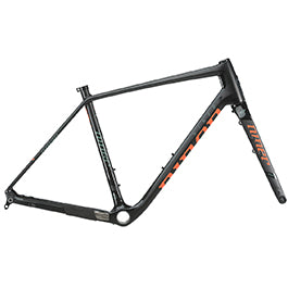 NINER RLT9 RDO(BLACK/ORANGE)