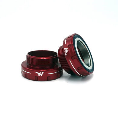 BSA BOTTOM BRACKET(RED)