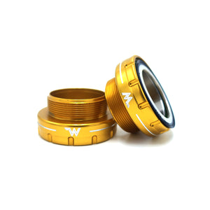 BSA BOTTOM BRACKET(GOLD)