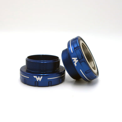 BSA BOTTOM BRACKET(BLUE)