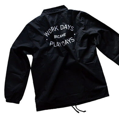 PLAY COACH JACKET