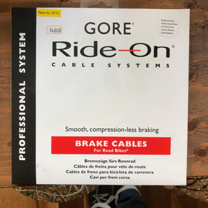 Ride-On CABLE SYSTEMS BRAKE (WHITE)