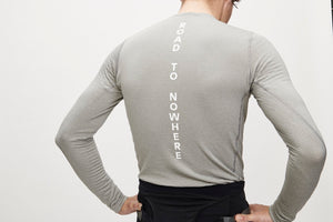 HEAVY LONG SLEEVE BASE LAYER (GREY)