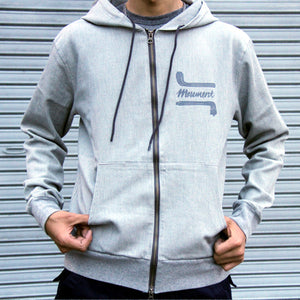 DEEPER'S WEAR × MOVEMENT ONE SWING PARKA (GREY)