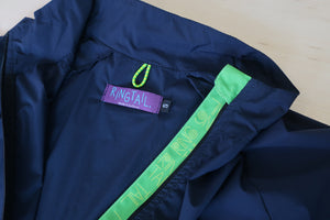 Block Breaker Jacket 2.0 (NAVY)