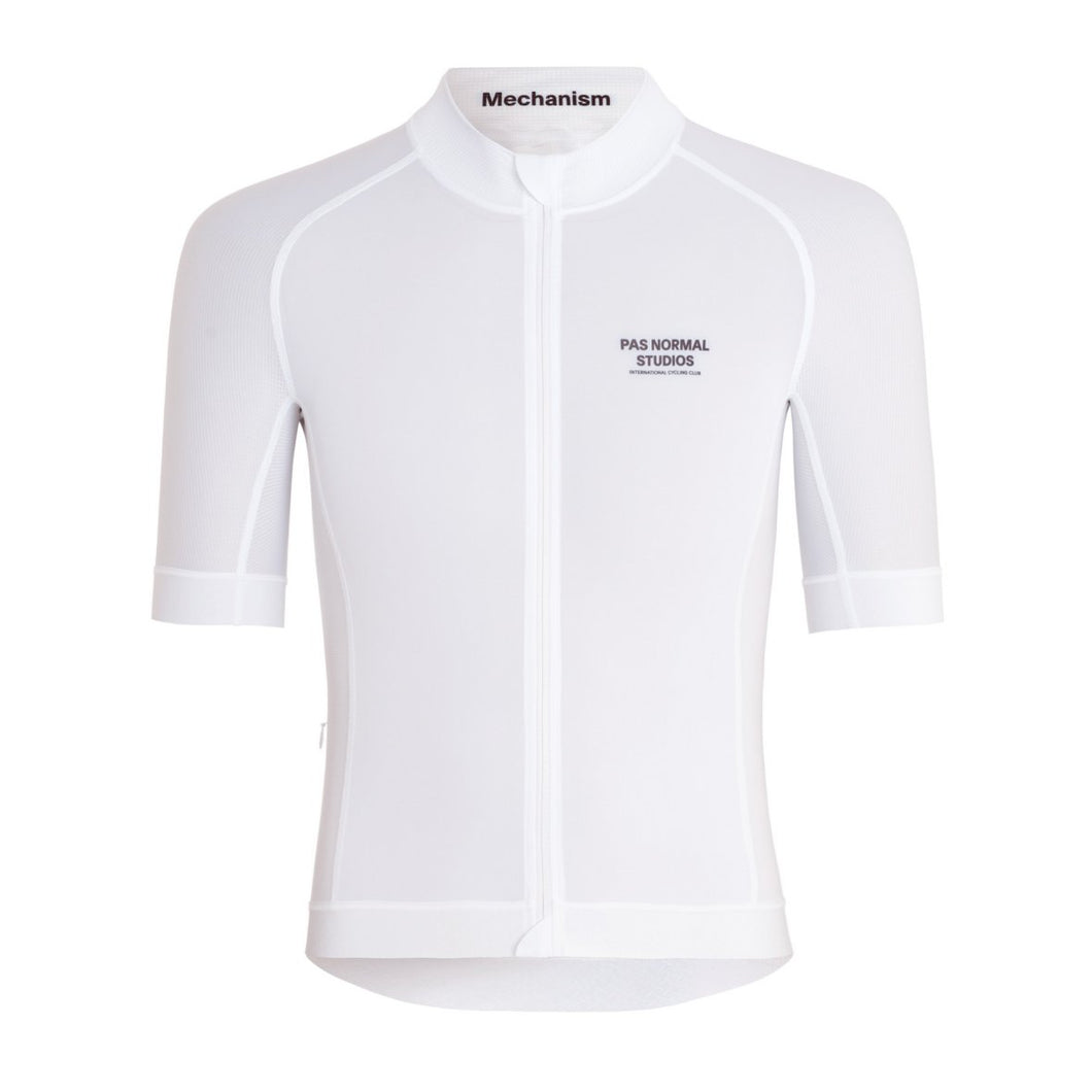 MECHANISM JERSEY (WHITE)