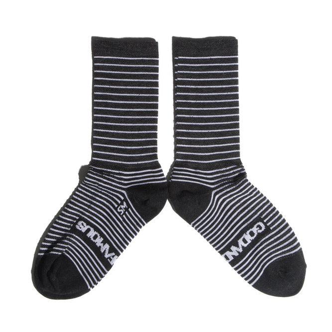 FAUX PAS WOOL SOCK (CHARCOAL)