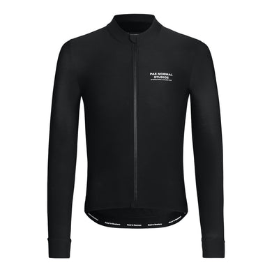 LONG SLEEVE JERSEY (BLACK)