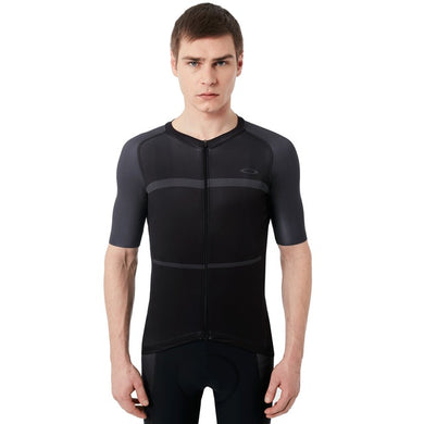 COLORBLOCK ROAD JERSEY (BLACKOUT)