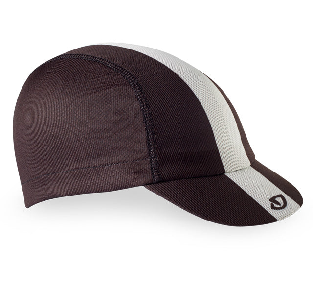 PELOTON CAP (BLACK/WHITE)
