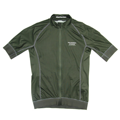 MECHANISM JERSEY (DARK OLIVE)