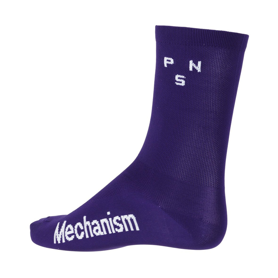 LOGO SOCKS (PURPLE)
