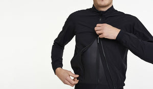 STOW AWAY JACKET (BLACK)