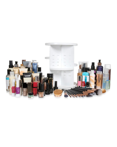 cosmetic organizer storage
