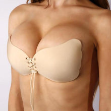 Load image into Gallery viewer, Invisible Strapless Push-Up Bra