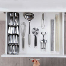 Load image into Gallery viewer, Cutlery Draw Space Saver
