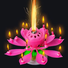 Load image into Gallery viewer, Birthday Cake Candle Bloomer