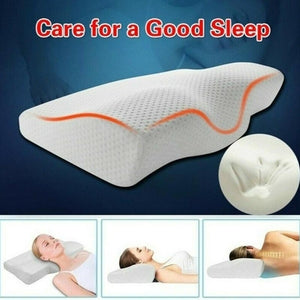 Memory Foam Orthopedic Neck Pillow