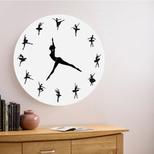 Load image into Gallery viewer, Ballerina Clock