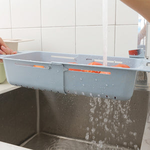 Adjustable Sink Draining Basket