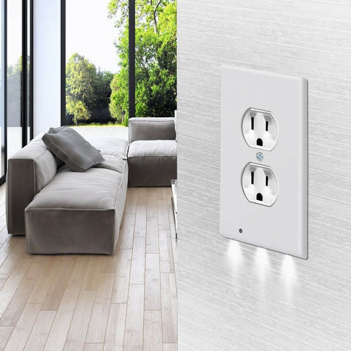Smart LED Outlet Cover