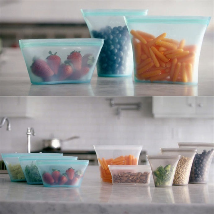 Zero Waste Leakproof Containers