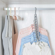 Load image into Gallery viewer, 9-in-1 Closet Hanger