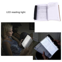 Load image into Gallery viewer, LED Flat Panel Book Light