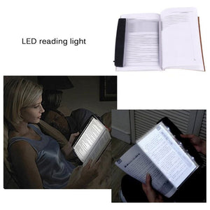 LED Flat Panel Book Light