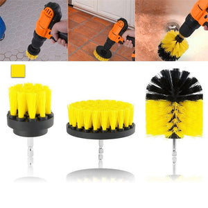 Power Scrubber Drill Set