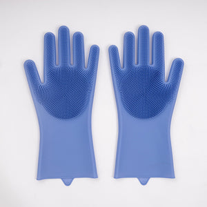 Magic Scrubbing Gloves