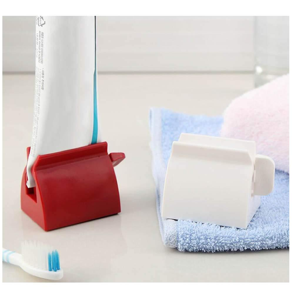 Toothpaste Holder & Squeezer