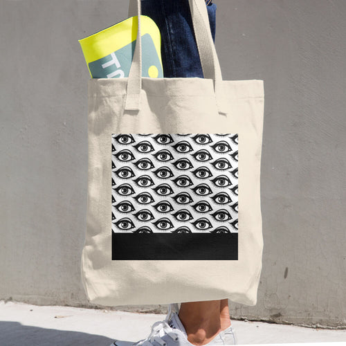 Eye It Tote - Happy Go Zoe Jewelry