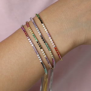 Over the Rainbow Bracelet - Happy Go Zoe Jewelry
