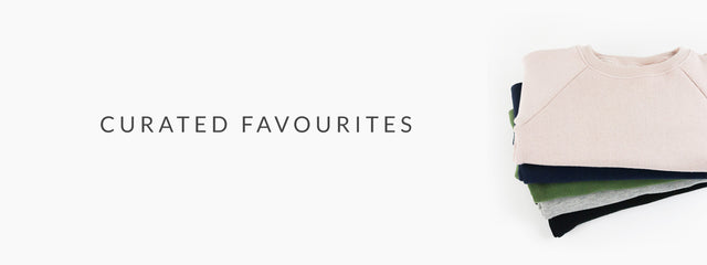 Curated Favourites