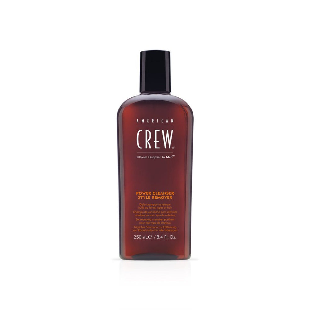 American Crew Power Cleanser Style Remover Shampoo Barber Size