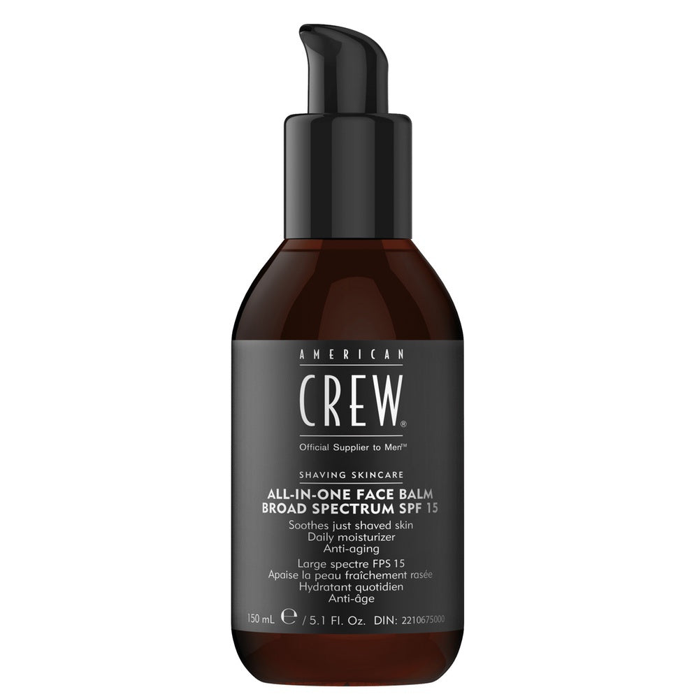American Crew Shaving Skincare All-in-One Face Balm Broad Spectrum SPF15 - Gesichtspflege-The Man Himself