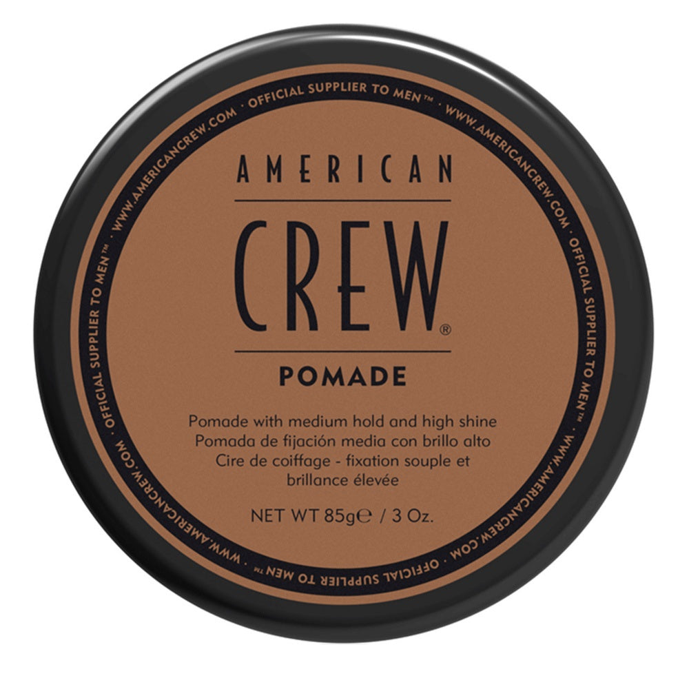 American Crew Pomade-The Man Himself
