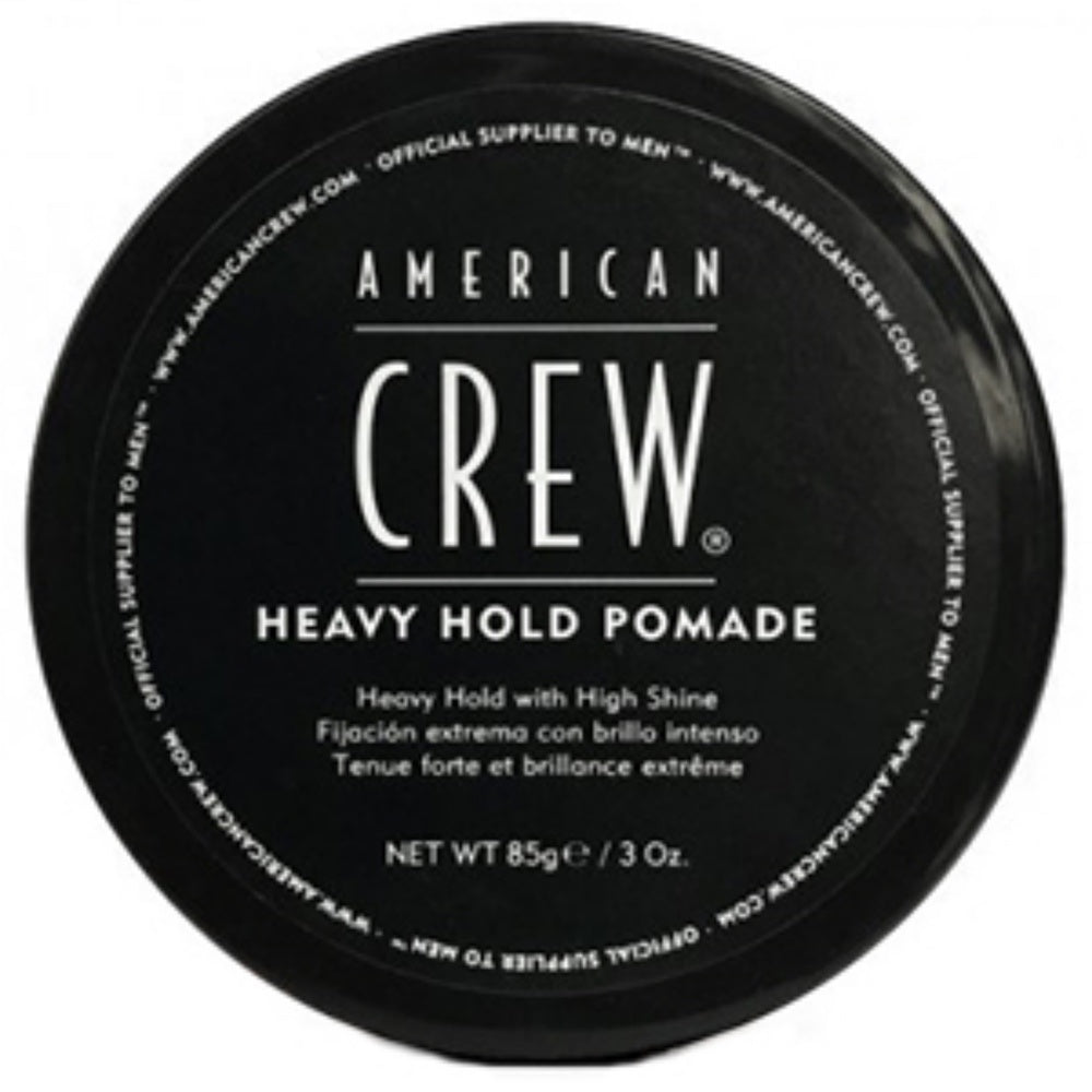 American Crew Heavy Hold Pomade-The Man Himself