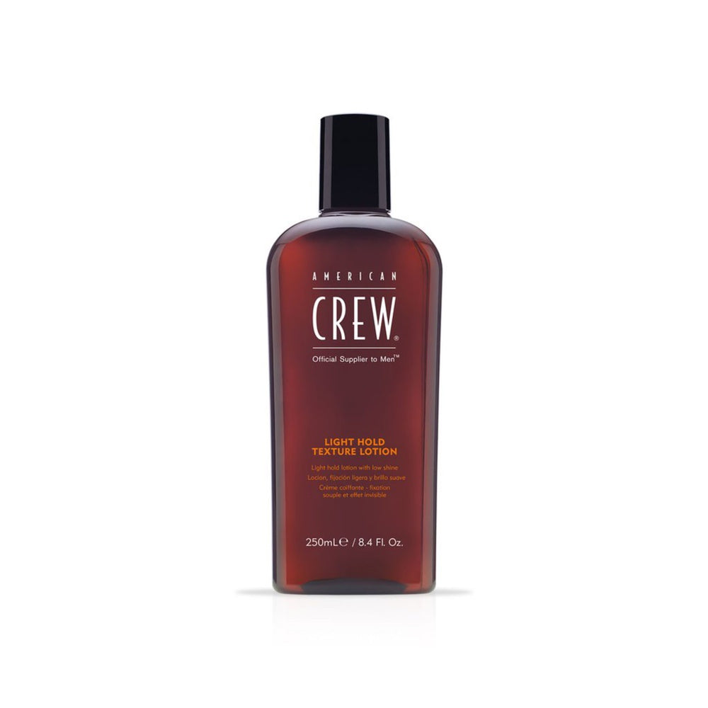 American Crew Classic Light Hold Texture Lotion-The Man Himself