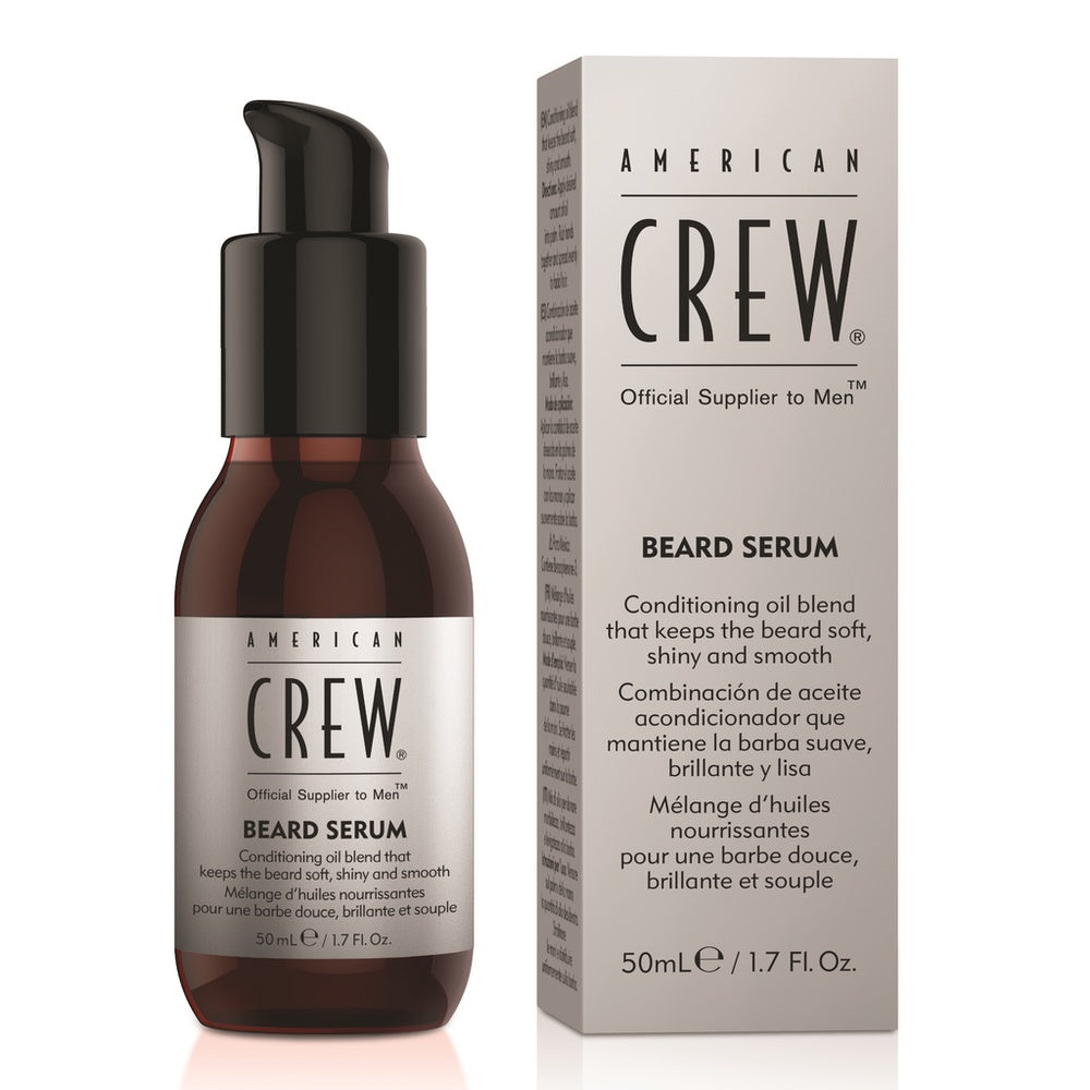 American Crew Beard Serum - Bartpflegeserum