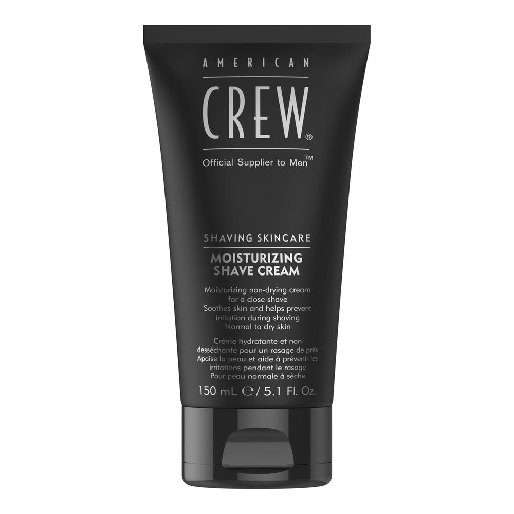 American Crew Shaving Skincare Moisturizing Shave Cream - Rasiercreme-The Man Himself