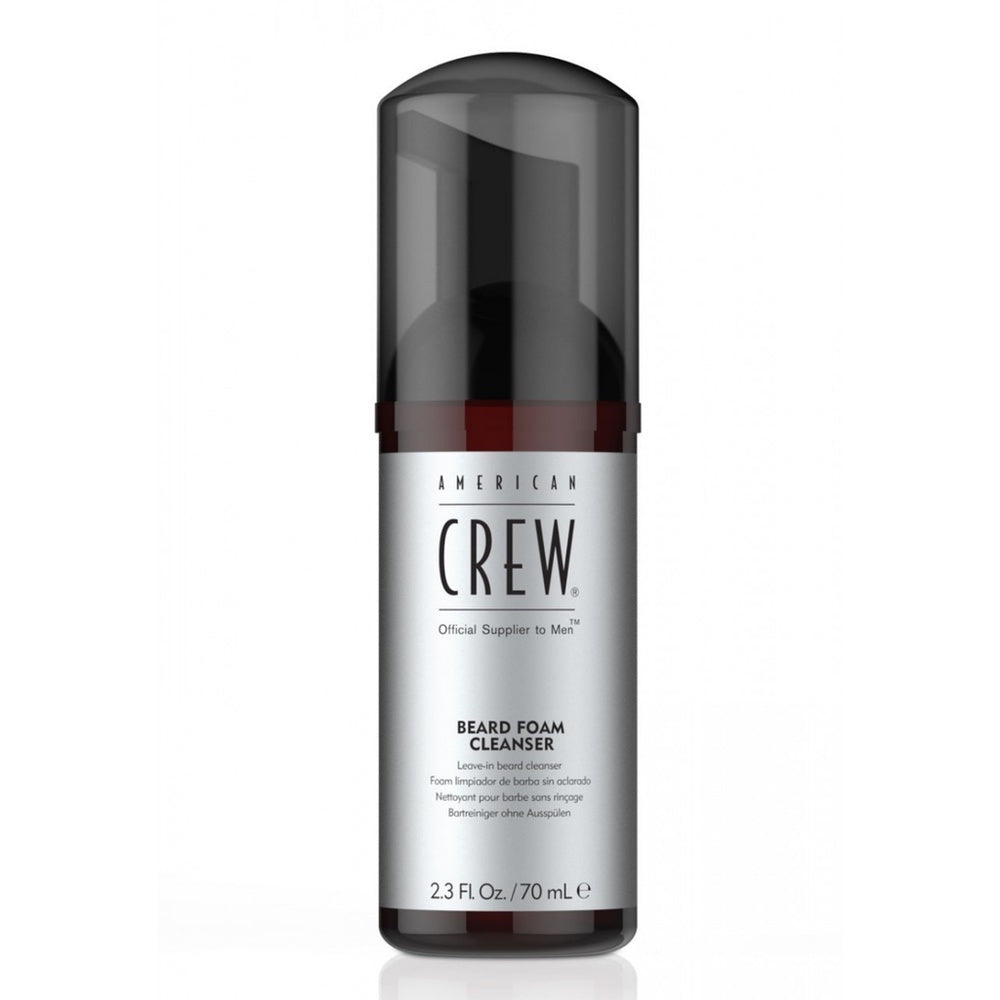 American Crew Beard Foam Cleanser - Bartreiniger-The Man Himself