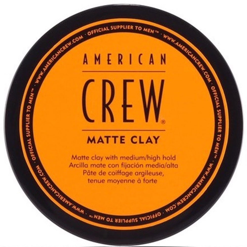American Crew Matte Clay-The Man Himself