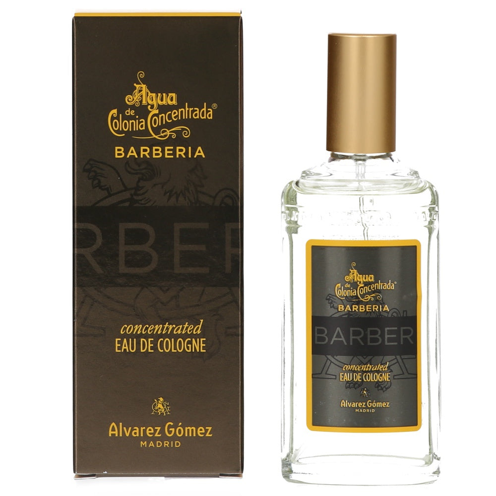 Alvarez Gomez Barberia Concentrated Eau de Cologne Spray 80 ml
